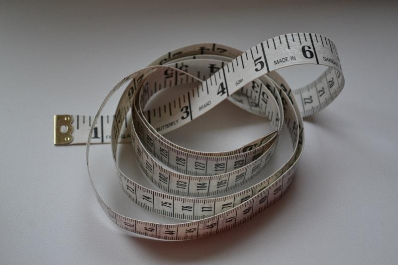 Как измерить размеры шторы