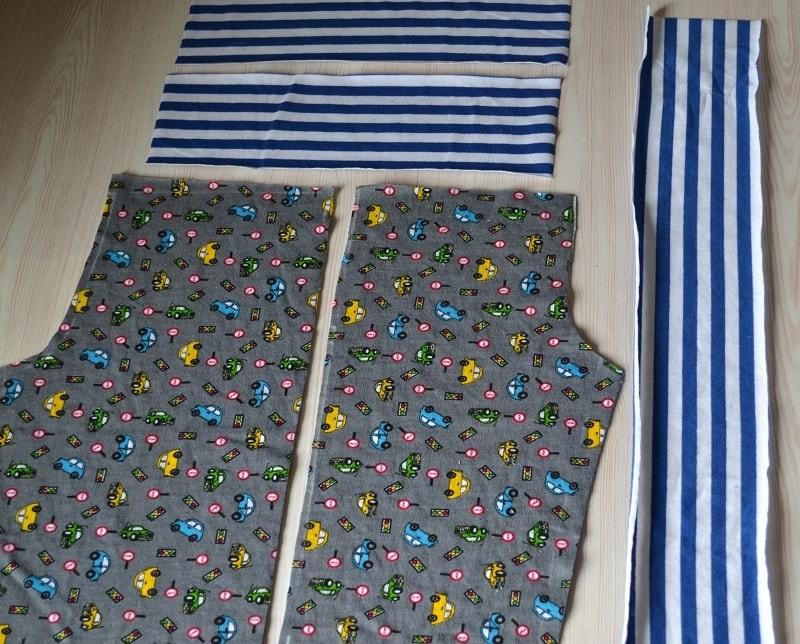 Расчет расхода ткани для любой одежды