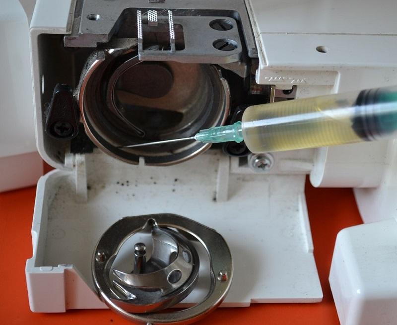 Чем заменить машинное масло для смазки