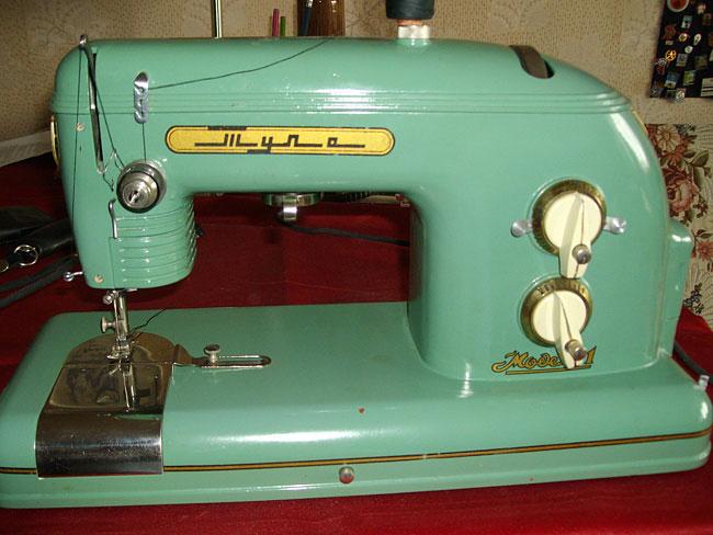 инструкция швейная машинка тула модель 7