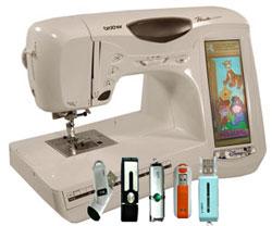 Дизайны вышивальных машин