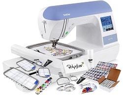 Швейные машины, Обзор моделей швейных машин и оверлоков