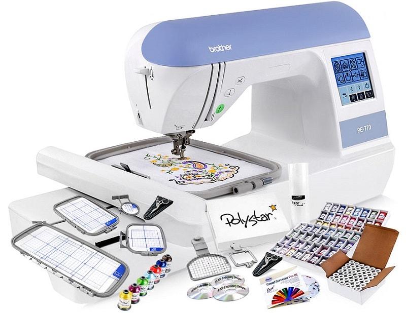 Какую купить вышивальную машину