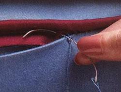 Иглы для декоративных тканей
