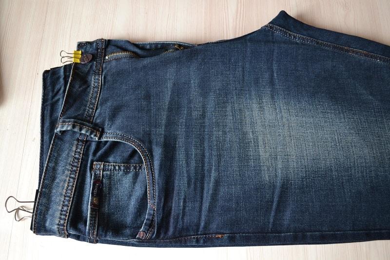 Как проверить и совместить все линии джинсов