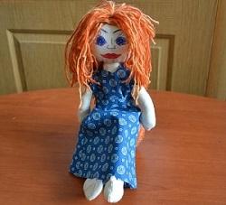 Кукла тильда из ткани своими руками