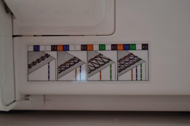 Какие швы может выполнять распошивальная бытовая машинка