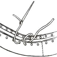 Ремень из резинки своими руками