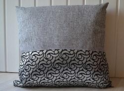 Как сделать выкройку и сшить подушку