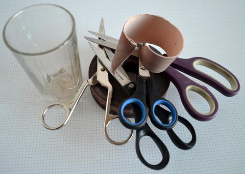Как заточить ножницы дома