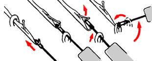 Деккер для машинного вязания