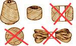 Подготовка пряжи для вязания