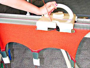 Обучение вязанию на машинке в москве